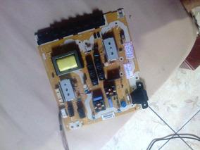 Me Placa Da Fonte Panasonic Tc-l32xm6b Usada