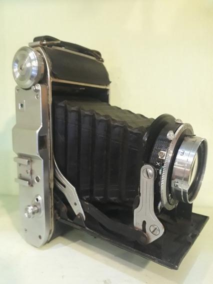 Rodenstock Trinar Camera Fotográfica Antiga Alemã