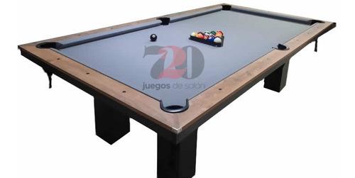 Mesa De Pool Con Tapa Comedor Ping Pong 720 Juegos De Salon