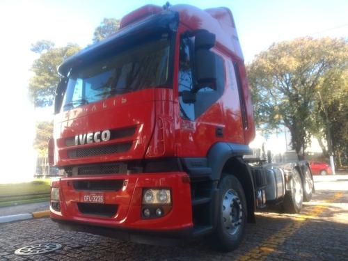 Imagem 1 de 9 de Iveco 440 - Cavalo Mecânico - 6x2