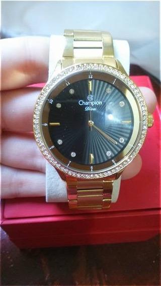 Lindo Relógio Champion Diva Feminino