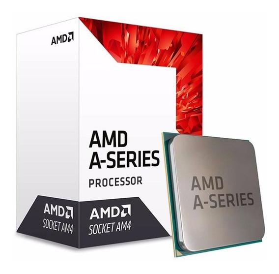 Processador Amd A8-9600 3.4ghz 2mb Cache Am4 - Ad9600agabbox
