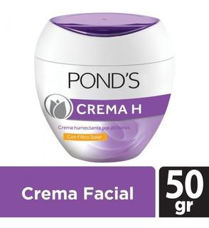 Ponds Crema Facial X 50grs H Piel Suave E Hidratada