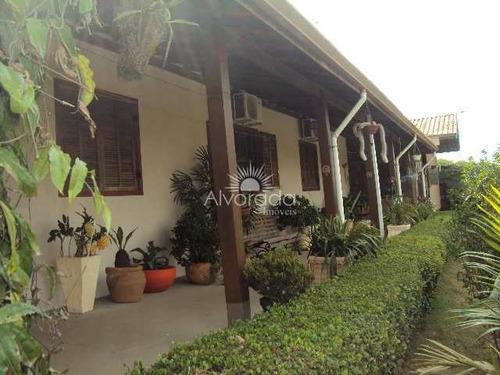Chácara Com 3 Dorms, Recanto Da Paz, Itatiba - R$ 850 Mil, Cod: Ch076 - Vch076