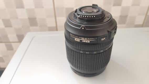Lente 18-105mm Nikon