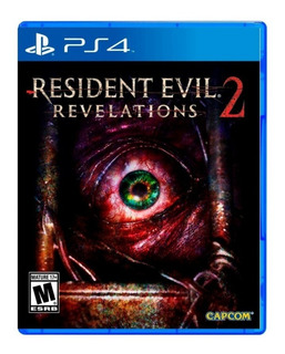Resident Evil: Revelations 2 Ps4 - Juego Fisico - Prophone