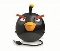 Caixa De Som Angry Birds 30 Watts Rms Zero!!!