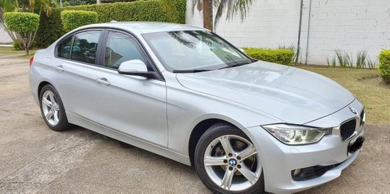 Bmw 320 Ia Turbo Active Flex 2014 Top De Linha