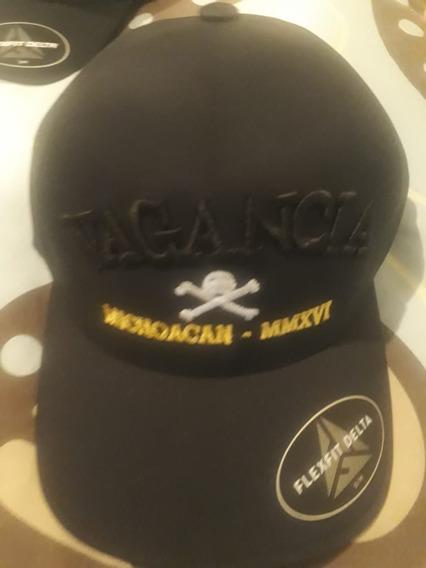 Gorra Flexfit Delta Vagancia Michoacan