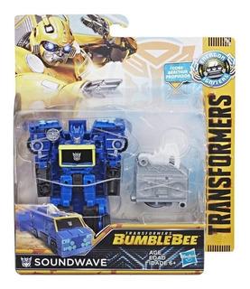 Muñeco Transformers Soundwave Energon Igniters E2087 Hasbro