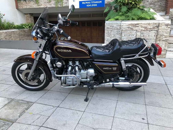 Honda Goldwing Gl 1100 1980 Impecable