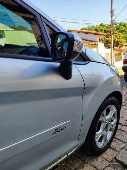 Ford New Fiesta 1.6 2014 Automático Novíssimo