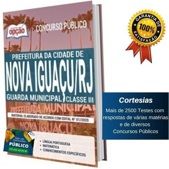 Apostila Concurso Nova Iguaçu Rj - Guarda Municipal