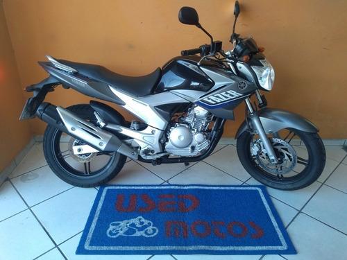 Imagem 1 de 10 de Yamaha Fazer 250 2012 Preta