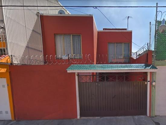 Casa En Calle 1505 San Juan De Aragon, Remate Bancario