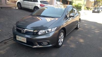 Honda Civic Exs 1.8 16v I-vtec (aut) (flex)