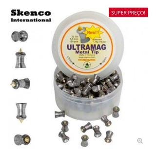 Chumbinho Skenco Ultramag 5.5mm
