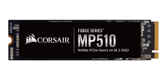 Ssd Corsair Force Mp510 240gb, M.2 Nvme Pc Gamer