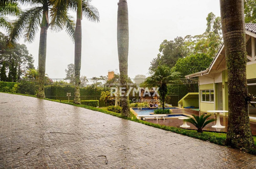 Casa Com 5 Dormitórios À Venda, 837 M² Por R$ 2.450.000,00 - Haras Bela Vista - Vargem Grande Paulista/sp - Ca0522