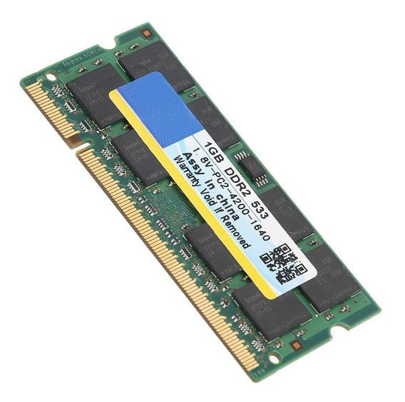 8gb Pc2-4200 Ddr2 200pin Laptop Memória Ram Para Int