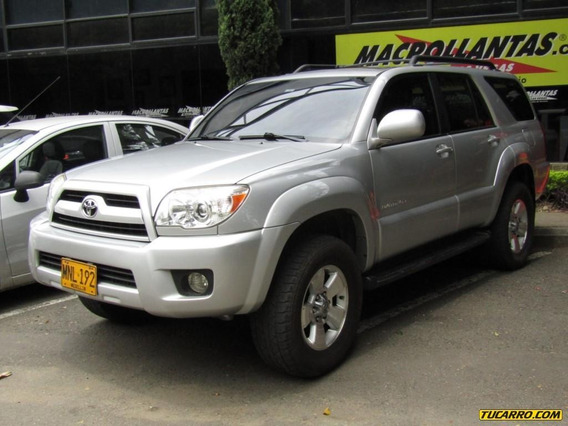 Toyota 4runner Limited 4000 Cc