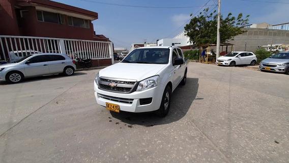 Pickup Chevrolet D-max Rt-50 2.5l Dsl Dc 4x2 Uez435