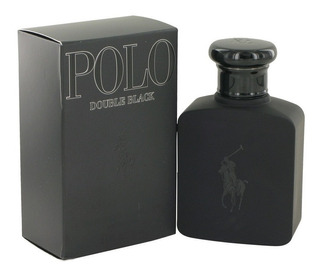 Perfume Double Black Da Polo Ralph Lauren Original - 125ml