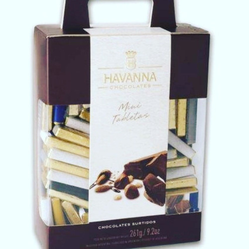 Havanna Chocolates X 260 Grs