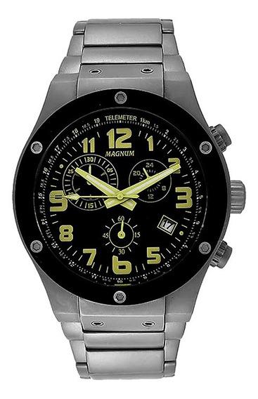 Relógio Magnum Masculino Ma33540t.
