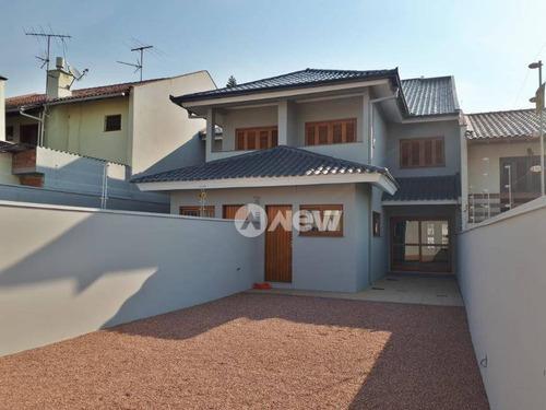 Imagem 1 de 30 de Sobrados Com 3 Dormitórios À Venda, 194 M² Por R$ 720.000 - Cristo Rei - São Leopoldo/rs - Ca3489