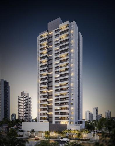 Imagem 1 de 17 de Apartamento Residencial Para Venda, Tatuapé, São Paulo - Ap8436. - Ap8436-inc