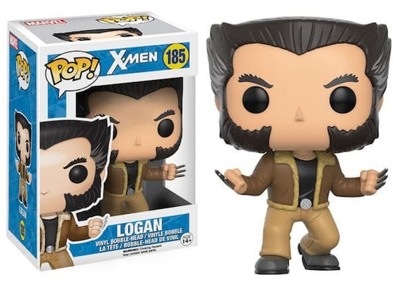 Logan - Wolverine Marvel X-men - Pop! Funko #185