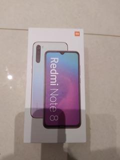 Caixa Original Xiaomi Redmi Note 8