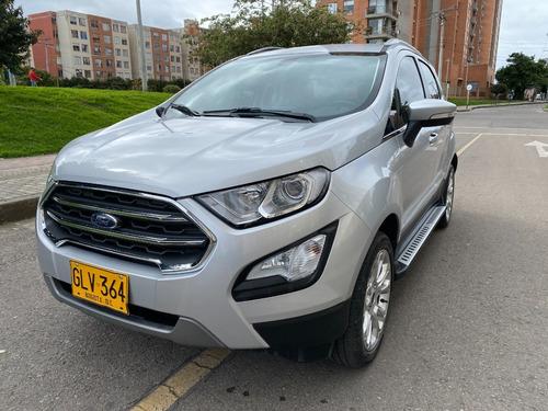Ford Ecosport Titanium Unico Dueño
