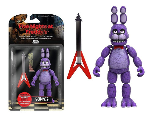 Funko Five Nights At Freddys Articulated Bonnie