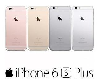 Carcaça Aro Chassi Tampa Traseira iPhone 6s Plus