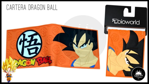 Cartera Comics Anime Dragon Ball Marvel Dc Superheroes