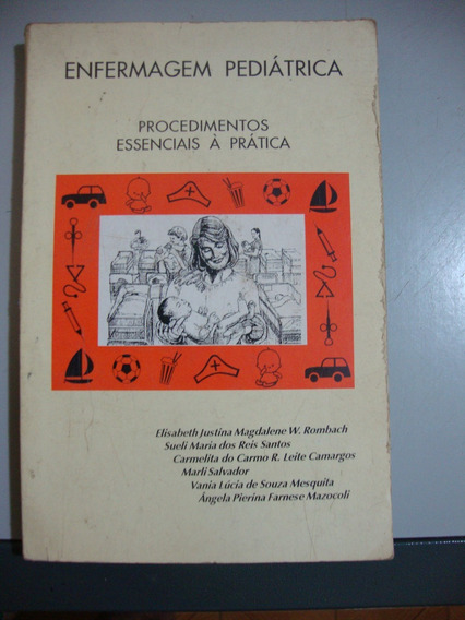 Livro - Enfermagem Pediátrica -