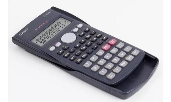 Calculadora Casio Cientifica Fx-350ms Original