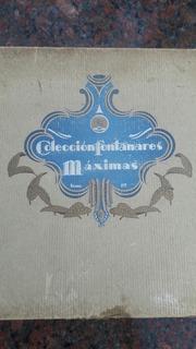 Coleccion Fontanares Maximas Tomo 1. Antiguedad 91 Años