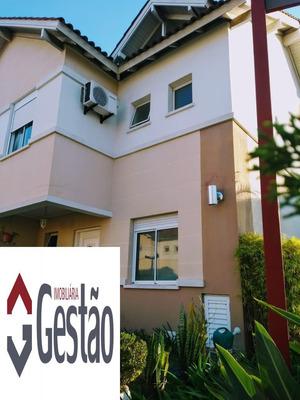 Casa Em Condomínio Com 03 Dormitório(s) Localizado(a) No Bairro Moinhos De Vento Em Canoas / Canoas - G3172