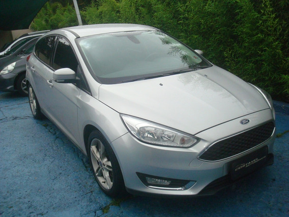 Ford Focus 1.6 Se Flex 5p Ano 2016