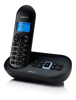 Teléfono Inalámbrico Con Contestador Noblex - Ndt4500