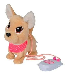 Chichi Love Perrito Peluche R/c Camina Puppy Friends 3243