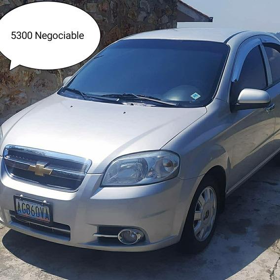 Chevrolet Aveo Lt Full Equipo.