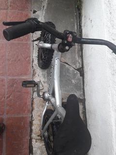 Bicicleta Pioneer Rodado 12 Usada