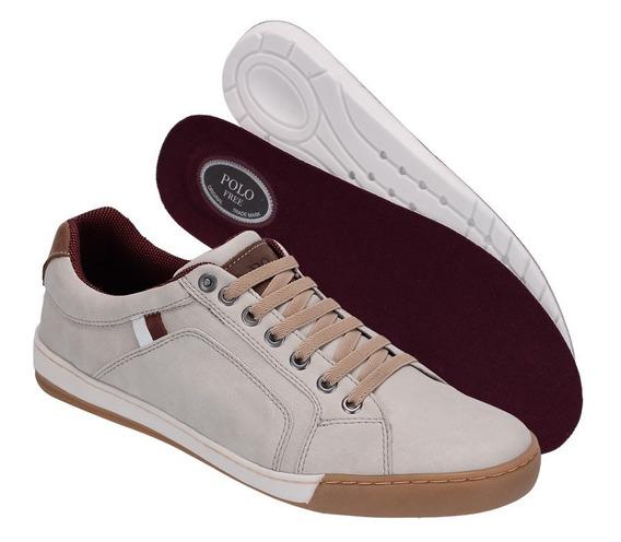 Sapatenis Sapato Tenis Masculino Conforto Pl02