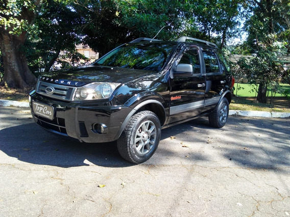 Ford Ecosport 1.6 Freestyle Flex 5p 2011