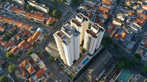 Imagem 1 de 15 de Maravilhoso Apartamento No Alto Da Mooca . - 3754-1