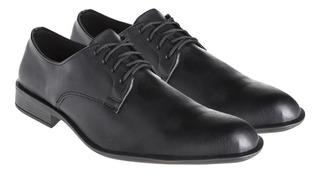 Zapatos Hombre Eco Cuero Importados Simón De La Costa